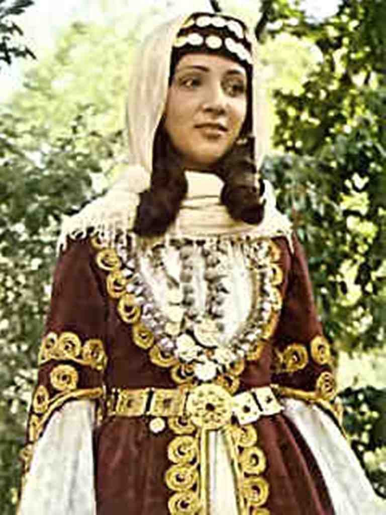 Армянский костюм женский фото 189